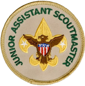 junior assist scoutmaster
